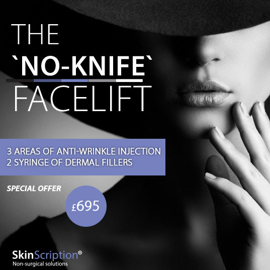 No-Knife Facelift