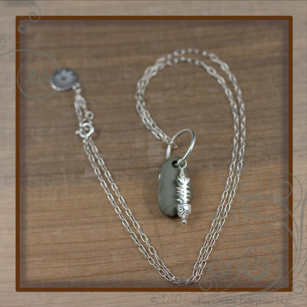 Shark Bait Necklace