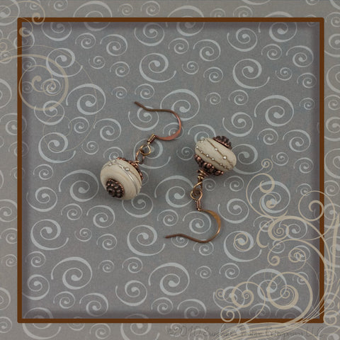 Country Rustic Earrings