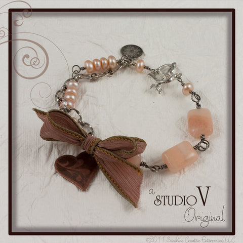 My Sweet Peach Bracelet
