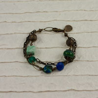 Glorious Greens Bracelet