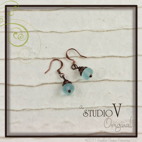 Vintage Sky Earrings