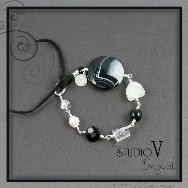 Simple Statement Bracelet