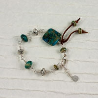 Deep Blue Sea Bracelet