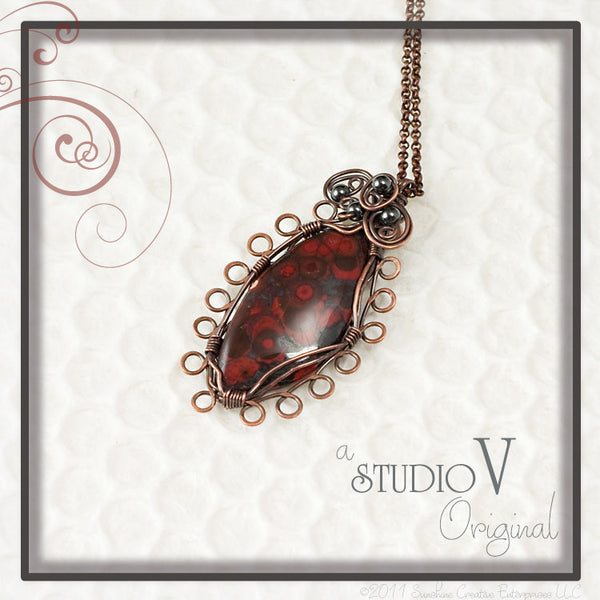 Burnished Beauty Necklace