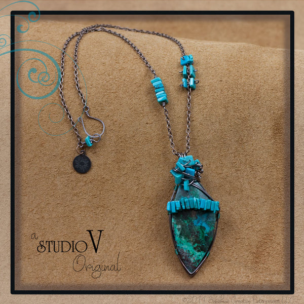 The Traveler Necklace