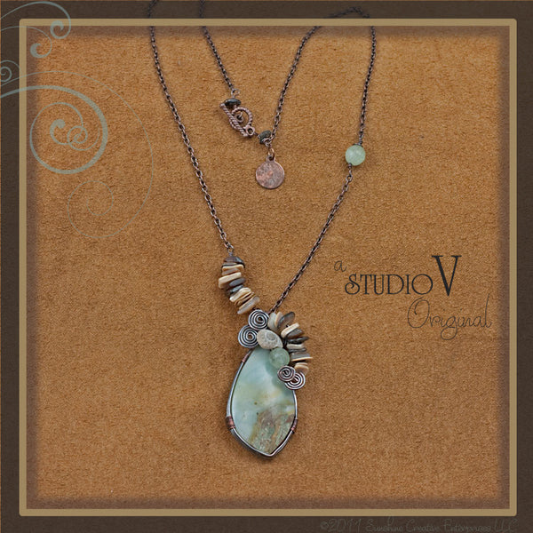 Shoreline Necklace