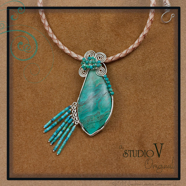 Living Water Necklace