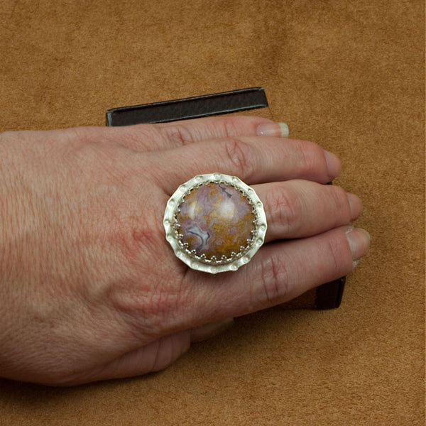 Calico Dreams Ring