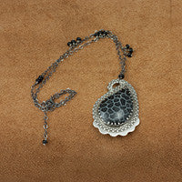 Cha Cha Paisley Necklace
