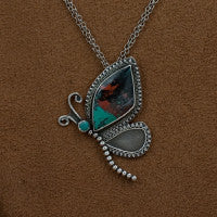 Sonoran Sunrise Fae Necklace