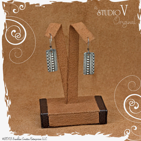 Boho Tapestry IV Earrings