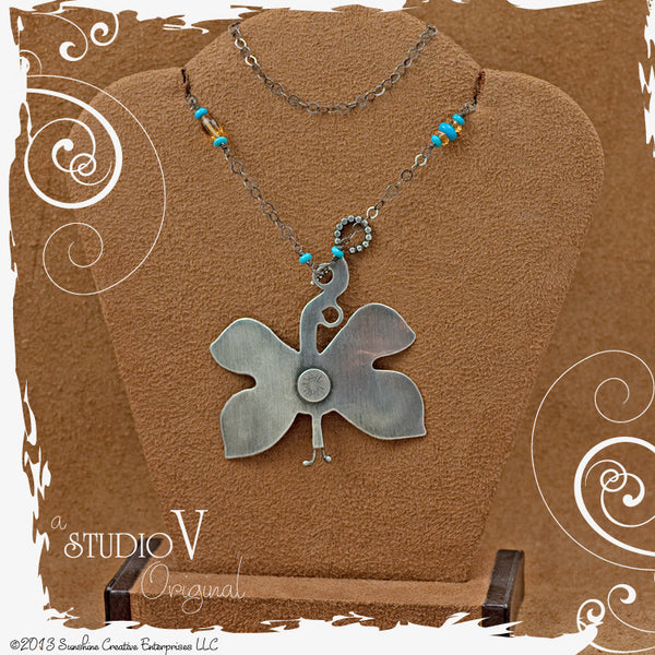 Serenity Butterfly Necklace