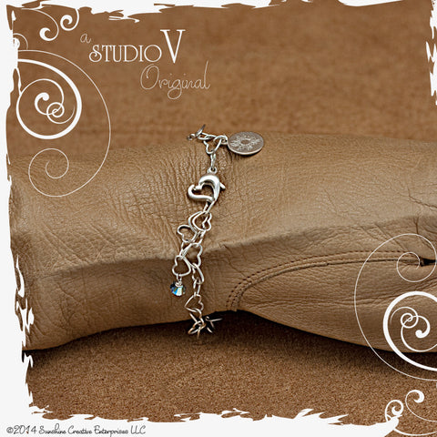 Love Enough to Go Around Bracelet