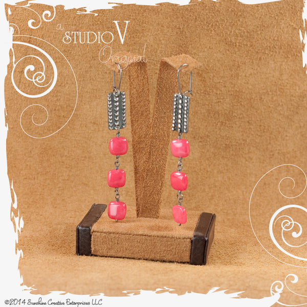 Bohemian Spring Earrings