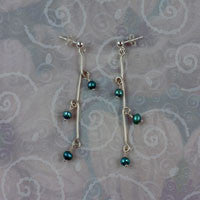 Triple Treat Treasure Earrings