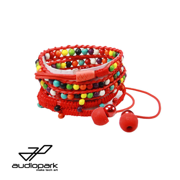Rouge Rainbow Audiowrap