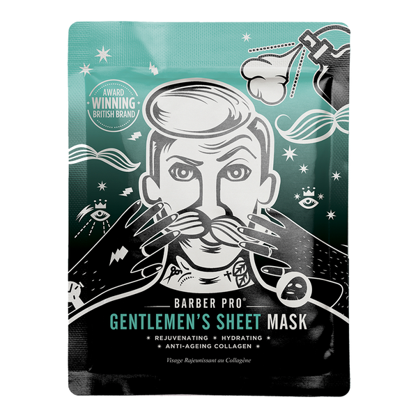 GENTLEMENS SHEET MASK
