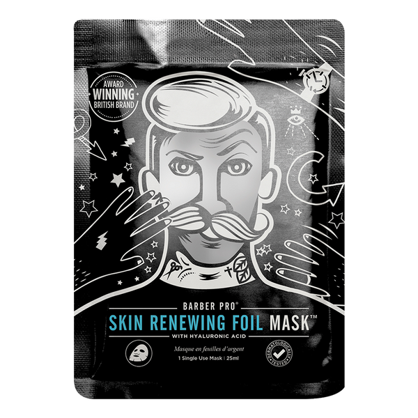 SKIN RENEWING FOIL Mask with Hyaluronic Acid & Q10