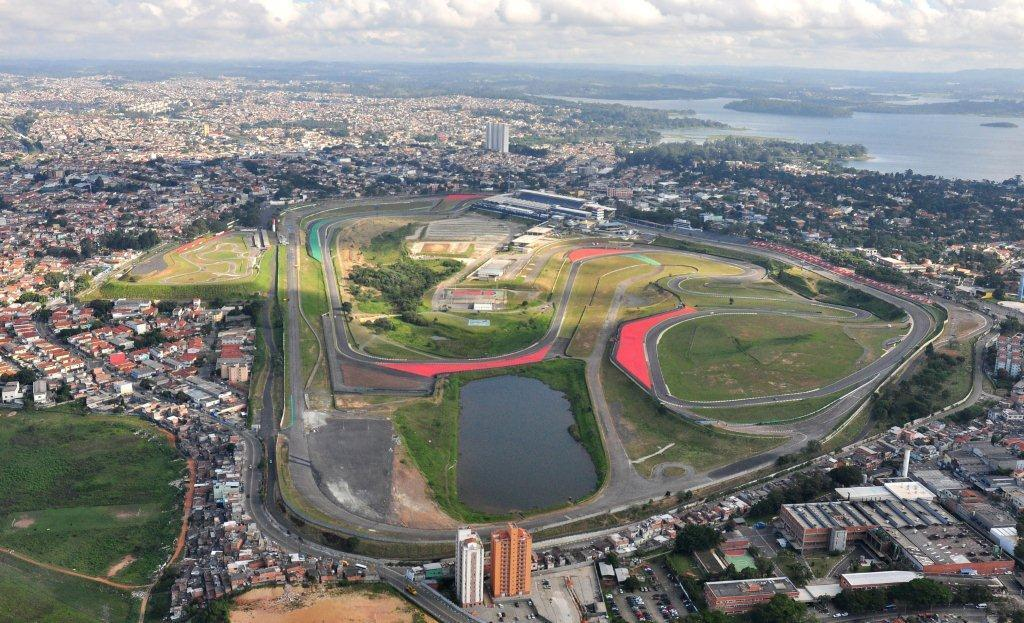 The History Of Interlagos aka Autódromo José Carlos Pace
