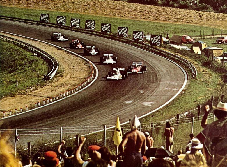 The Story Behind The Osterreichring Race Track aka Red Bull Ring