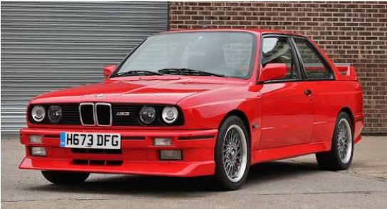 The History of the BMW M3