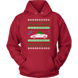 Exotic Car Ugly Christmas Sweater, hoodie and long sleeve t-shirt Lamborghini Gallardo