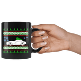 First Generation Viper Ugly Christmas Sweater Mug