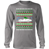 "Chevy Nova Ugly Christmas ""Sweater"" long sleeve t-shirt"