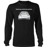 Fuck you and your Prius Subaru STI WRX Shirt and hoodie