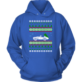 Shelby Cobra 427 ugly christmas sweater, hoodie and long sleeve t-shirt