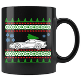 Forth Generation Dodge Viper Ugly Christmas Sweater Mug