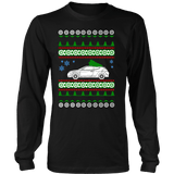 "Hyundai Veloster Ugly Christmas ""sweater"" long sleeve t-shirt"