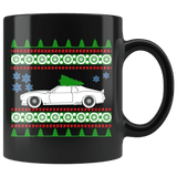 AMC Javelin Ugly Christmas Sweater Mug