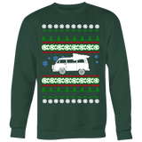 VW Bus Ugly Christmas Sweater, hoodie and long sleeve t-shirt