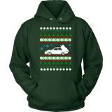 Subaru WRX STI Hawkeye Ugly Christmas Sweater, hoodie and long sleeve t-shirt sweatshirt