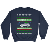 Toyota Land Cruiser 80 ugly christmas sweater