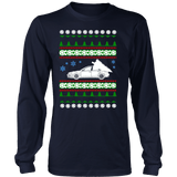 Subaru WRX STI Hatchback Ugly Christmas Sweater, hoodie and long sleeve t-shirt sweatshirt