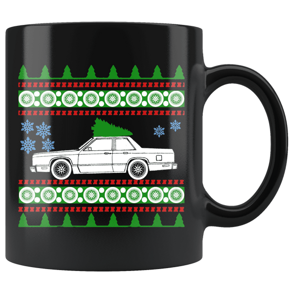 1978 Ford Fairmont Ugly Christmas Sweater Mug