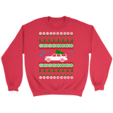 Lincoln Navigator ugly christmas sweater, hoodie and long sleeve t-shirt