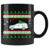 Dodge Durango Ugly Christmas Sweater Mug