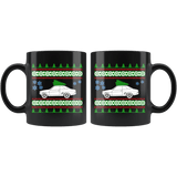 1971 Dodge Colt Christmas Sweater Mug