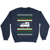 german car Bus Ugly Christmas Sweater, hoodie and long sleeve t-shirt vw