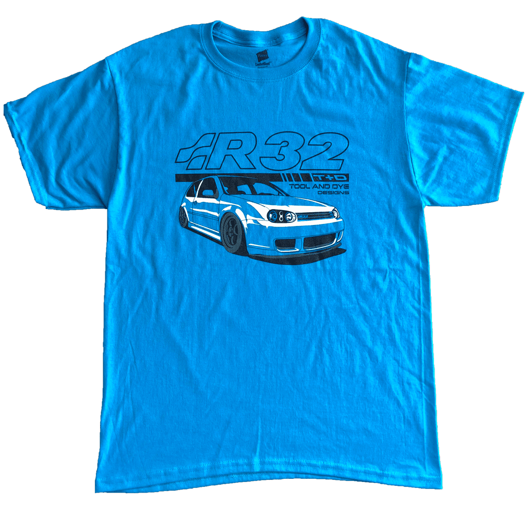 VW MK4 R32 Golf T-Shirt
