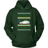 European Car Hatchback C30 Volvo Ugly Christmas Sweater sweatshirt