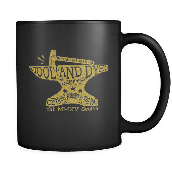 Pedal to the Metal Coffee Mug