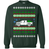 ford raptor ugly christmas sweater