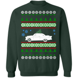 Plymouth Fury 1956 ugly christmas sweater sweatshirt sweatshirt