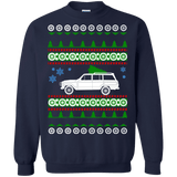 Jeep Grand Wagoneer 1989 ugly christmas sweater