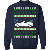 Exotic Car like 2001 Qvale Mangusta Ugly Christmas Sweater Sweatshirt